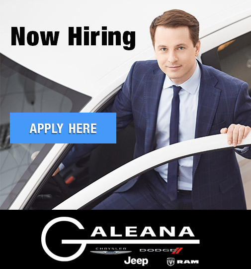 Sales, Automotive Sales, Top Pay, Great Benefits! Job In Fort Myers, FL At GALEANA  CHRYSLER DODGE JEEP RAM