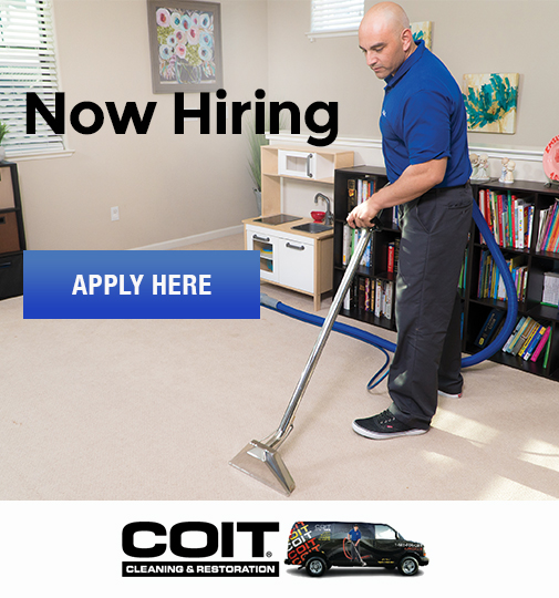 Carpet Cleaning Technicians No Experience Required We Train Job In Modesto Ca At Coit