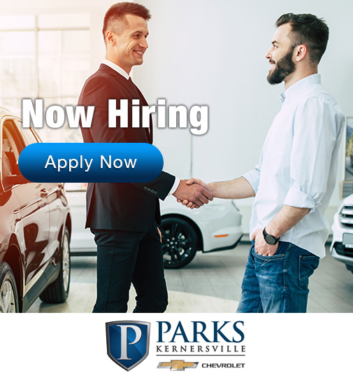 Sales, Automotive Sales, Guaranteed Training Pay Job In Kernersville, NC At PARKS  CHEVROLET KERNERSVILLE