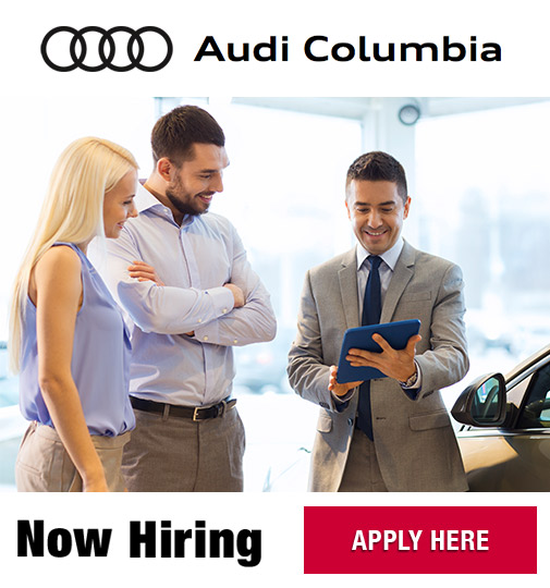 Sales Auto Sales Consultants Signing Bonus For Experience Job In - Audi columbia sc